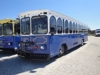 1999 DOUBLE K 35FT REPLICA TROLLEY, W/ ISB CUMMINS ENG.NEEDS ENG. WORK: