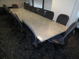 CHICAGO Online Auctions- Conference Tables/ Printers/ IT Equipment/ Fine Art/ Computers/ EXECUTIVE OFFICE FURNITURE and MORE!!