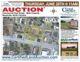 Prime Location Land At Auction