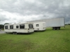 AT SITE NOW - 1994 GREAT DANE REFER TRAILER 48X102 EVERYTHING WORKS & OTHER TRAILERS: