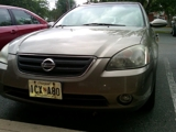 CAMBRIDGE,  MD Online Auction - 2003 Nissan Altima