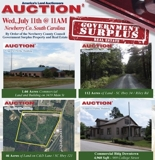 Government Properties For Sale at Auction