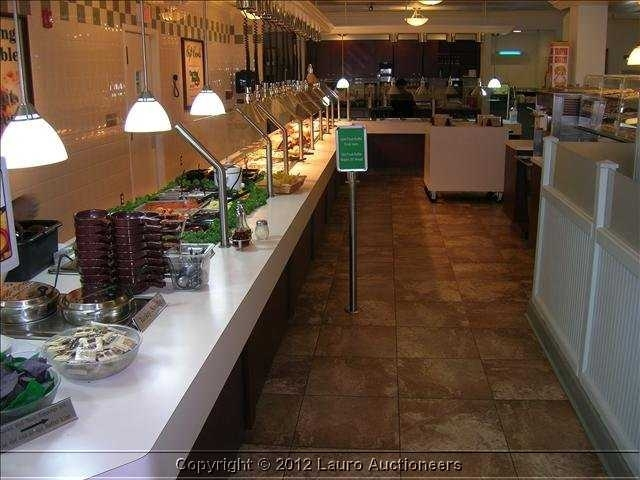 Carving station buffet year new establishment lauro