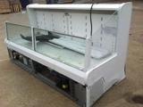 Hill Phoenix UPA8 open air cooler-$800