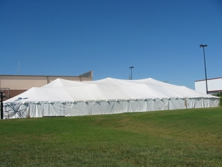 Tent & Party Rental Business Liquidation