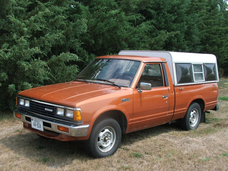 1985 nissan st pickup submited images