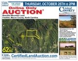 North Carolina Property Auction