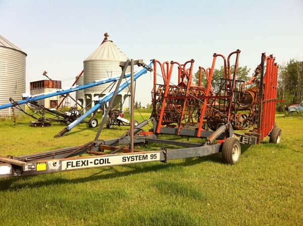 FLEXI COIL Harrow Packer http://www.weaverauctions.com/BRUCE-AND-JUDY-WILSON-ROLLA-B-C-a188066.php