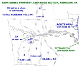 FOR SALE BY LISTING 103+/- ACRES