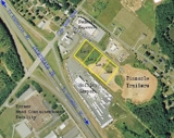 1.1 Acre Commercial / Industrial Land Tract