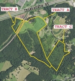 92.76 Acre Prime Industrial Land Tract