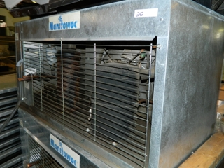 Manitowac with condensing unit: