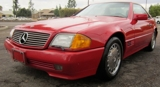 Closed and Sold! Mercedes Benz Vehicle Extravaganza!!! Auction CA