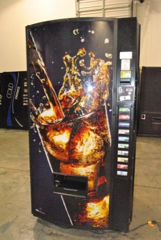 Armstrong's Coffee & Vending Service - Thompson Auctioneers