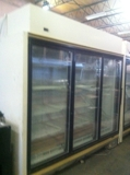 Zero Zone 3 dr self contained cooler