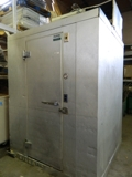 SELF CONTAINED WALK IN FREEZER