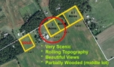 Building Lot - 3 acres on Kyle Road