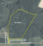90 ACRES TOOMBS COUNTY GEORGIA