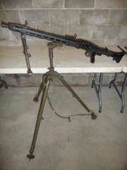Yugoslavian M53 Semi-Automatic Belt-Fed Rifle - Caliber: 8mm Mauser