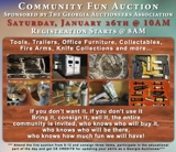 GAA Community Fun Auction