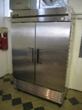 TRUE Refrigerators/ Storage Racks/ Stainless Prep Tables/ Storage Solutions/ Pots and Pans.