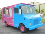 1976 Chevrolet Aluminum Step Van Ice Cream Truck