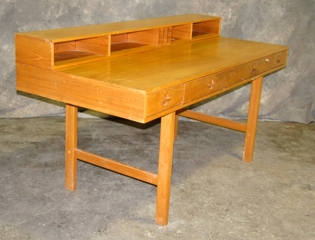 Quistgaard Danish Modern Desk Furniture