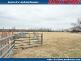 Oklahoma Farm and Ranch Real Estate Auction