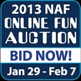 2013 National Auctioneers Foundation Internet Only Auction