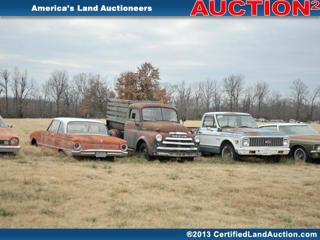 Antique Restorable Classic Cars Auctions: