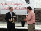 Virginia's 36th Annual State Champion Auctioneer Contest