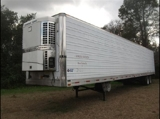 Online bidding 2001 53'Reefer refrigerated trailer