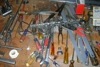 Misc hand tools: