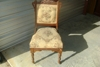 Victorian side chair: