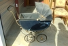 Old doll carriage:
