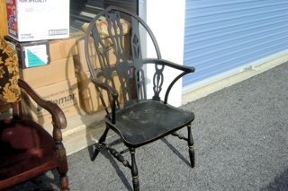 Windsor Chair: