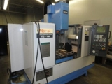 Mazak Model VTC-16A CNC Vertical Machining Center, New 1999