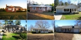 DAY 1 - SC & GEORGIA - 28 FORECLOSED PROPERTIES - ONLINE ONLY AUCTION