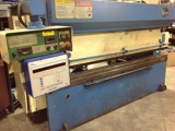 Atlantic Model HDE 75-10-8 Hydraulic Press Brake