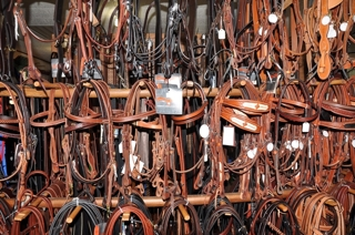 Saddles, Equine Equipment, Tack - Robert L  Blackford Auctioneer