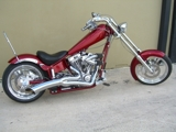 2003 American Ironhorse Texas Chopper Motorcycle