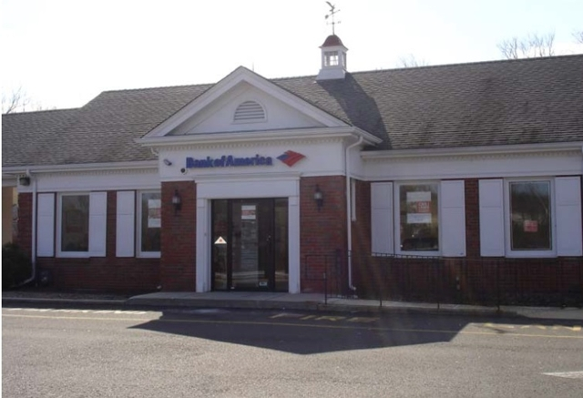 Absolute Auction of Former Bank Building in Lebanon, NJ