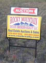 Colorado Real Estate Auctioneers RMEB Inc. Whitley Auction