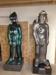 OMAHA J.DOE ROBOTS (MARK GOODALL),  OUTLIER ART, HIGH END ART & ANTIQUES & OLD CHICAGO MEMORABILIA AUCTION
