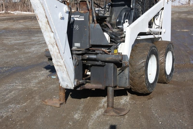 1989 Bobcat 742 with attachments - Absolute Auction & Realty