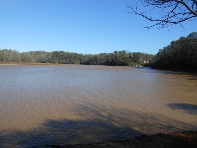 11.66+/- Acres with Lake Lanier Frontage, Lula, GA   30554
