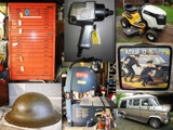 MECHANICS & WOODWORKING TOOL AUCTION