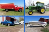 Farm & Acreage Equipment Estate Auction