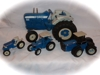 TOY TRUCKS & DIE CAST TRACTORS - LOCAL DAIRY COLLECTIBLES - ANTIQUES