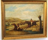 GREAT ANTIQUES & COLLECTIBLES AUCTION! FINE OIL PAINTINGS, VINTAGE TOYS, MEMORABILIA, AFRICAN SCULPTURES & MORE!